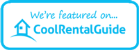 We're listed on the CoolRentalGuide